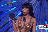 Nicki Minaj's message to Miley Cyrus