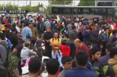 Still no end to migrant crisis in Europe