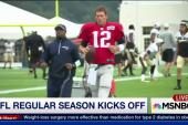 NFL regular season kicks off Thursday night