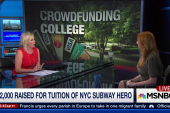 Students rely on tuition fundraising websites