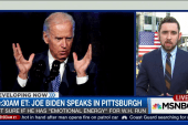 Biden to speak at Labor Day event in...