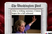 Hillary planning a campaign reset