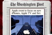 Apple set to unveil new iPhone, Apple TV