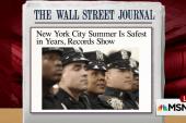 De Blasio: Safest summer in NYC in 20 years