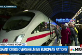 Migrant crisis overwhelming European nations