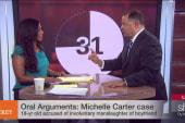 Oral Arguments: Michelle Carter case