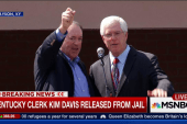 Mike Huckabee and attorney: 'Kim Davis is...