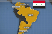 South American countries offer haven to...