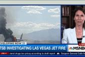 NTSB investigating Las Vegas plane fire