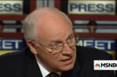 Dick Cheney leading charge against Iran deal