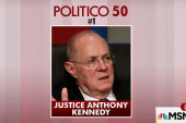Politico releases its second annual 50 list