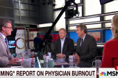 How to identify and prevent doctor burnout