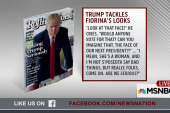 Trump insults Carly Fiorina's appearance