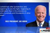 Biden, Lynch tackle nation's rape kit backlog
