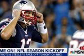 NFL season kicks off amid controversy