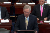 Senate disapproval vote on Iran deal fails
