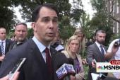 Walker vows to 'wreak havoc' in Washington