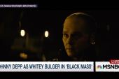 Johnny Depp transforms into 'Whitey' Bulger