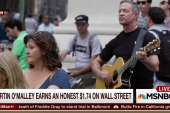 2016 candidate earns $1.74 on Wall Street