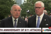 Bratton: The threat is still there after 9/11