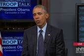 Obama: No Kardashians during dinner time