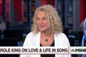 Carole King's Broadway show hits the road