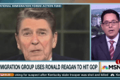 Immigration group uses Reagan to hit GOP