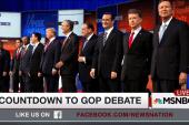 Countdown to next GOP debate