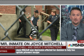 Former inmate talks about Joyce Mitchell