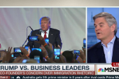 Trump vs. business leaders on immigration