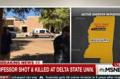 Report: Professor shot, killed at Delta...