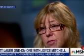 Joyce Mitchell: NBC exclusive
