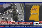 Mother provides campus shooting scene details