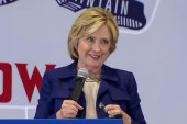 E-mail scandal is hurting Clinton in polls