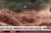 Several dead, five missing after flash flood