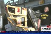 Two dead, three injured in Houston bus crash