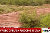 New video of flash flooding