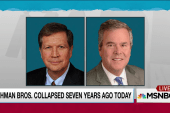Shameful Lehman legacy taints Bush, Kasich