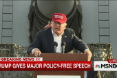 Trump's foreign policy speech: What happened?