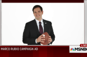 Rubio releases head-scratcher of a new ad