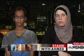 Ahmed Mohamed: 'I felt like I was a...