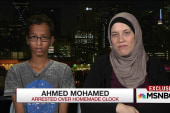 Ahmed Mohamed on the outpouring of support