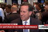 Santorum argues for defiance of Supreme Court