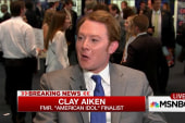 Clay Aiken on the Donald Trump he knows