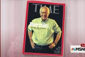 Time looks at Bernie Sanders' rise