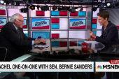 Sanders: government under conservative attack