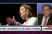 Fiorina critic on claim he's a 'Clintonite'