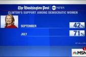 Clinton vs. Fiorina