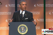 Obama highlights contributions of black women