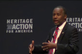 Carson says a Muslim should not be president